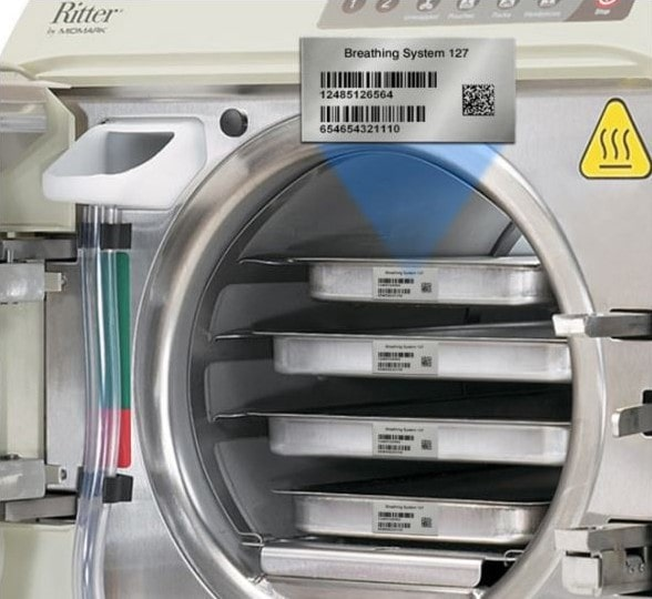 Medical Equipment ID Tags can be Sterilized